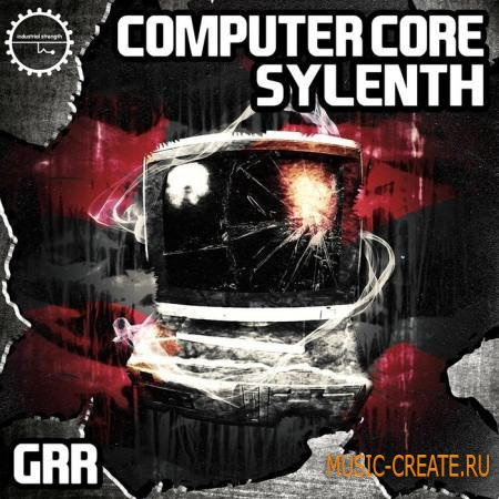 Industrial Strength Records - Computer Core: Sylenth (WAV FXB Battery) - сэмплы Hard Techno, DnB, Industrial, Break Core