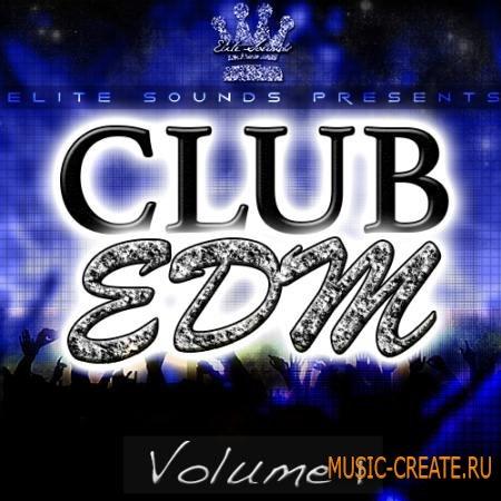Elite Sounds - Club EDM Vol 1 (WAV MIDI) - сэмплы EDM