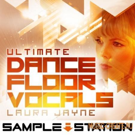 Sample Station - Ultimate Dance Floor Vocals (WAV) - вокальные сэмплы