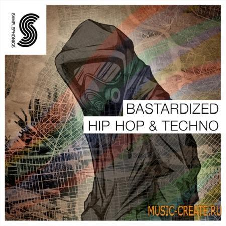 Samplephonics - Bastardized Hip Hop and Techno (MULTiFORMAT) - сэмплы Glitched Hip Hop, Dark Industrial Techno