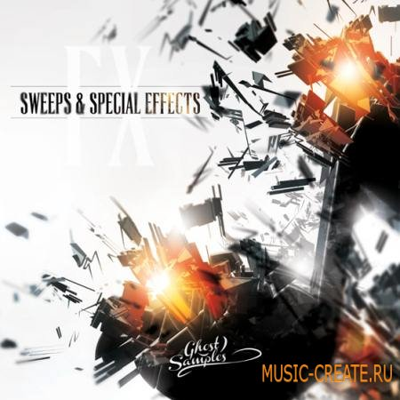 Ghost Samples - Sweeps and Special Effects (WAV AiFF) - звуковые эффекты