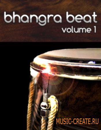 Goldenchild Audio - Bhangra Beat Vol.1 (WAV REX2 AiFF) - сэмплы перкуссии