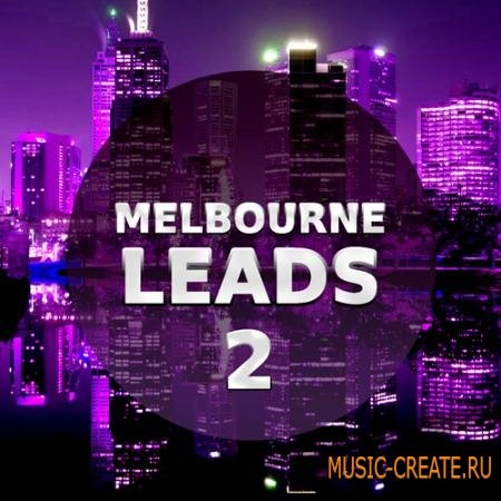 Pulsed Records - Melbourne Leads Vol.2 (WAV MIDI) - сэмплы EDM