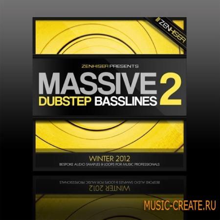 Zenhiser - Massive Dubstep Basslines 2 (WAV Ni Massive) - сэмплы Dubstep