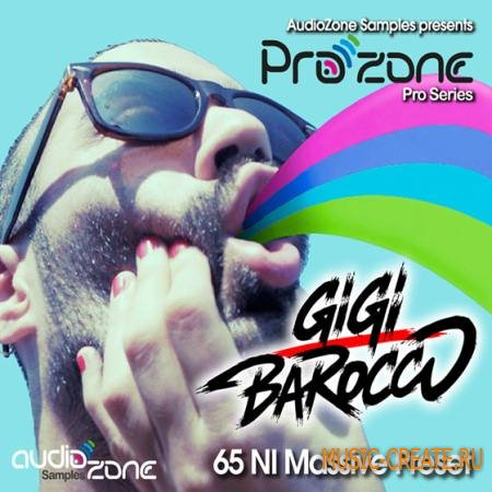 Audiozone Samples - ProZone series with GIGI BAROCCO (Massive presets)