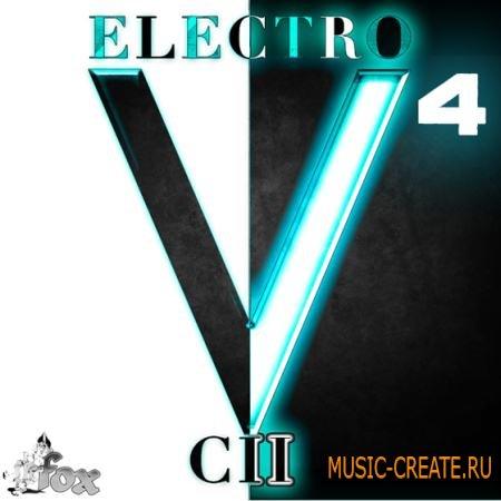Fox Samples - ELECTRO-V-CII 4 (WAV MIDI) - сэмплы Electro Progressive