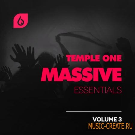 Freshly Squeezed Samples - Temple One Massive Essentials Vol.3 (Massive presets MIDI)