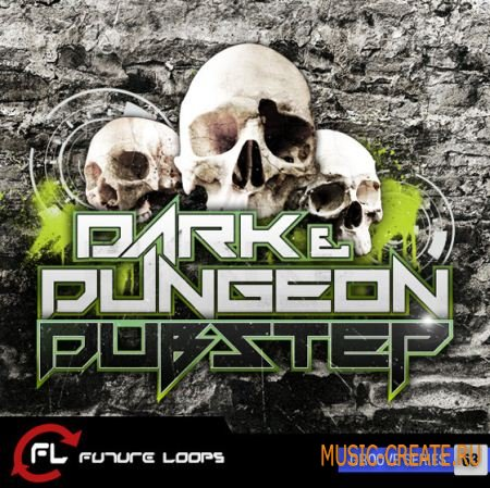 Future Loops - Dark Dungeon Dubstep (WAV) - сэмплы Dubstep