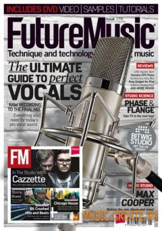 Future Music Issue 278 - May 2014 DVD Content