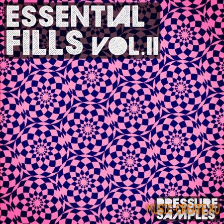 Pressure Samples - Essential Fills Vol.2 (WAV) - сэмплы ударных