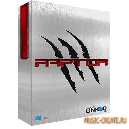 StudioLinkedVST - Raptor WIN x86 VST - виртуальный инструмент