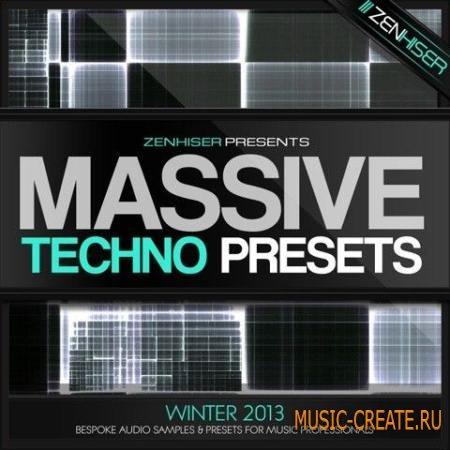 Zenhiser - Massive Techno Presets (Massive presets)