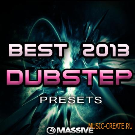 Adsrsounds - Best 2013 Dubstep Presets (Massive Presets)