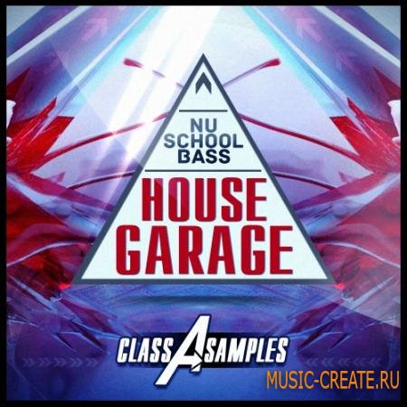 Little bit bass house and garage wav for Garage house music