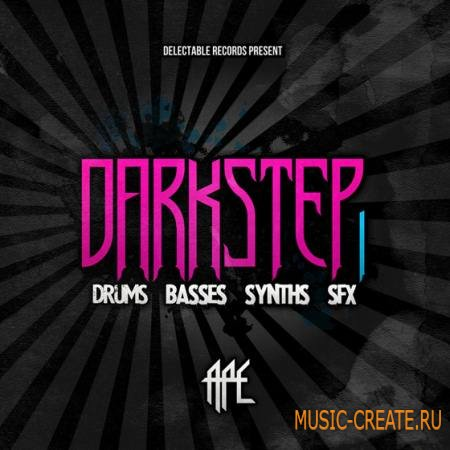 Delectable Records - Darkstep Vol.1 (WAV) - сэмплы Drum & Bass, DubStep