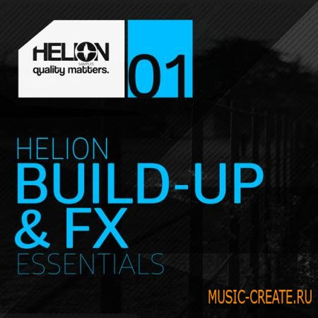 Helion Samples - Build-Up and FX Essentials Vol.1 (WAV) - звуковые эффекты