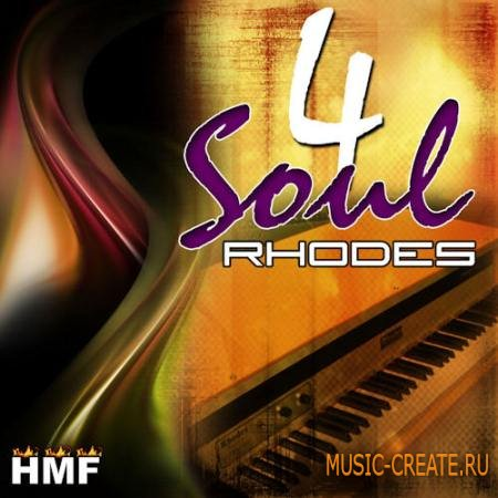 Hot Music Factory - Soul Rhodes 4 (WAV MiDi) - сэмплы Soul, R&B