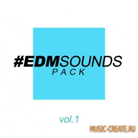 Organic Audio Records - #EDM Sounds Pack Vol.1 (WAV) - сэмплы EDM