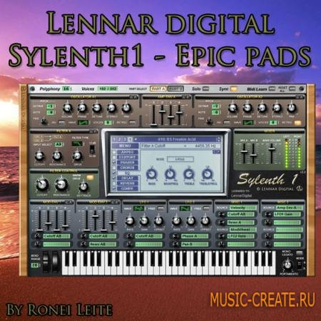 Ronei Music - Ronei Leite: Epic Pads (Sylenth presets)