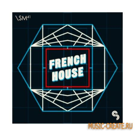Sample Magic - French House (MULTiFORMAT) - сэмплы French House