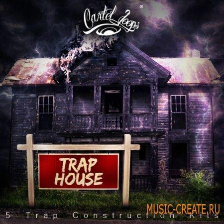 Cartel Loops - Trap House (WAV MIDI) - сэмплы Trap