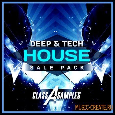 Class A Samples - Deep and Tech House Sale Pack (WAV Massive Presets) - сэмплы Deep, Tech House