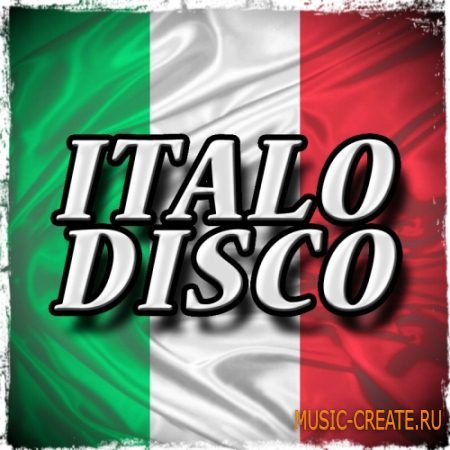 Deep Data Loops - Italo Disco (WAV MIDI) - сэмплы Disco