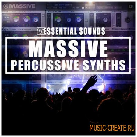 Essential Sounds - Massive Percussive Synths (Massive presets)