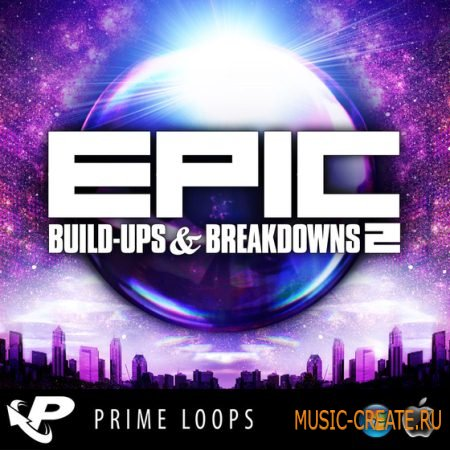 Prime Loops - Epic Build-Ups & Breakdowns 2 (MULTiFORMAT) - звуковые эффекты