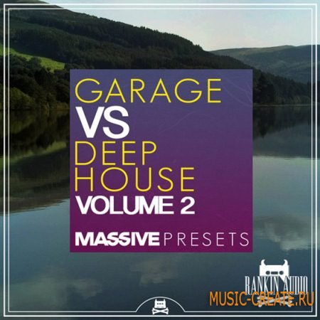 Rankin Audio - Garage vs Deep House Massive Presets Vol.2 (Massive presets)