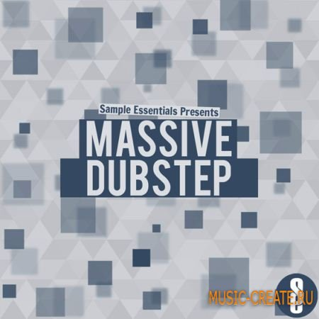 Sample Essentials - Massive Dubstep (WAV Massive Presets)