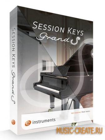 e-instruments - Session Keys Grand S (KONTAKT) - библиотека звуков фортепиано