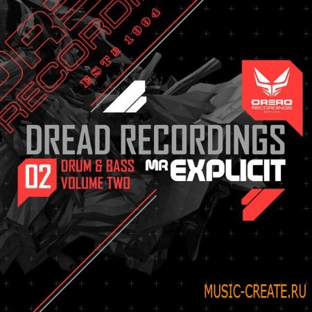 Loopmasters - Dread Recordings Vol.2 Mr Explicit (MULTiFORMAT) - сэмплы Drum and Bass, Jungle