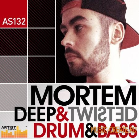 Loopmasters - Mortem Twisted Drum and Bass (MULTiFORMAT) - сэмплы Drum and Bass