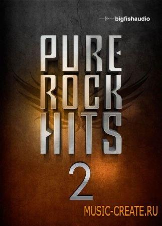 Big Fish Audio - Pure Rock Hits 2 (KONTAKT / MULTiFORMAT) - сэмплы Rock