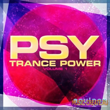 Equinox Sounds - Psy Trance Power Vol.1 (WAV MiDi) - сэмплы Psy Trance