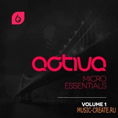 Freshly Squeezed Samples - Activa Micro Essentials Volume 1 (WAV MiDi) - сэмплы Trance