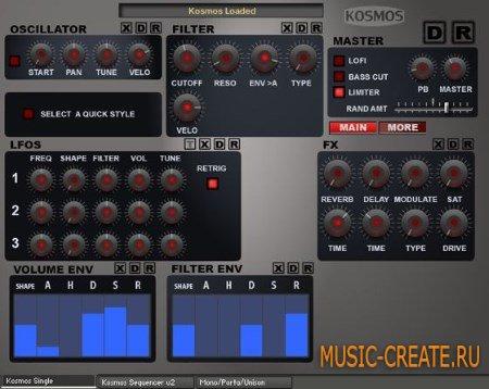 Homegrown Sounds - Kosmos Classics (KONTAKT)