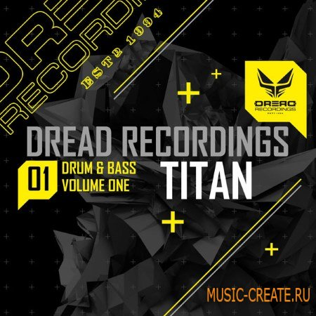 Loopmasters - Dread Recordings Vol.1 Titan (MULTiFORMAT) - сэмплы Drum & Bass
