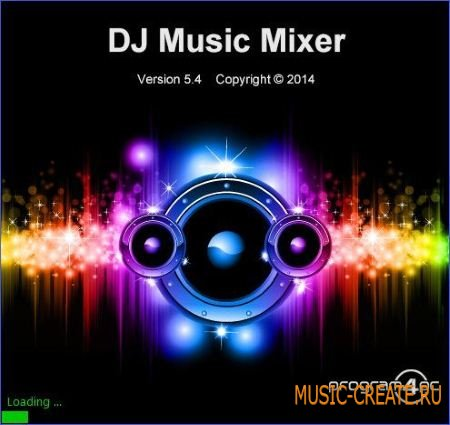 Program4Pc - DJ Music Mixer 5.4.0 - инструмент dj