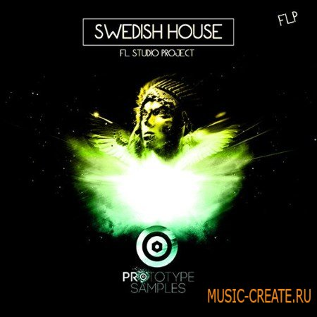 Prototype Samples - Swedish House (FL Studio Project)