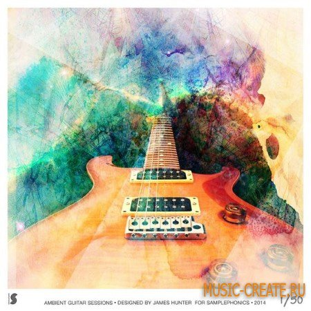 Samplephonics - Ambient Guitar Sessions (ACiD WAV) - сэмплы гитары