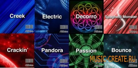Ableton Templates Packs Ableton Live Template - пак шаблонов Ableton Live
