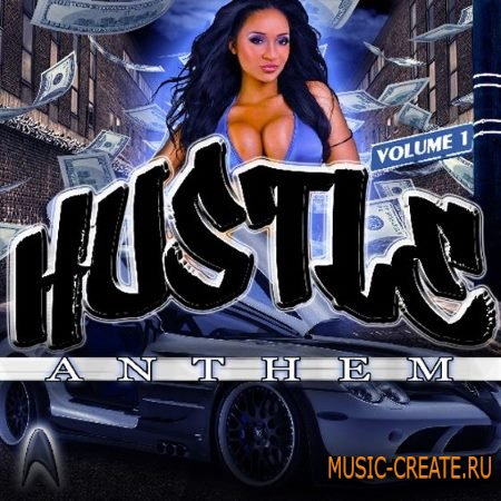Astro Loops - Hustle Anthems Vol.1 (WAV) - сэмплы Dirty South, Trap