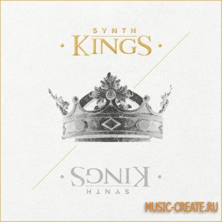 Diginoiz - Synth Kings (ACiD WAV AiFF) - сэмплы Trap, Hip Hop, R&B, Modern Pop