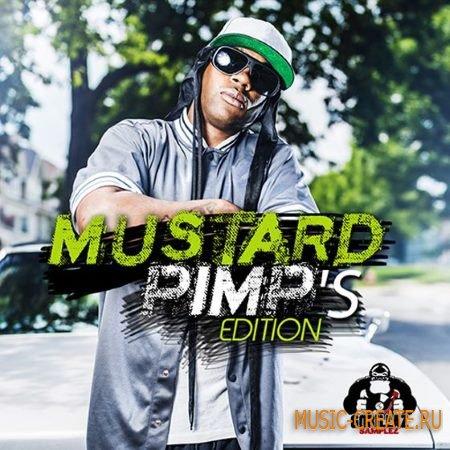 Gorillaz Samplez - Mustard Pimps Edition (WAV) - сэмплы Hip Hop