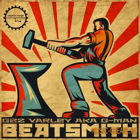 Industrial Strength Records - Beatsmith Gez Varley (MULTiFORMAT) - сэмплы Techno