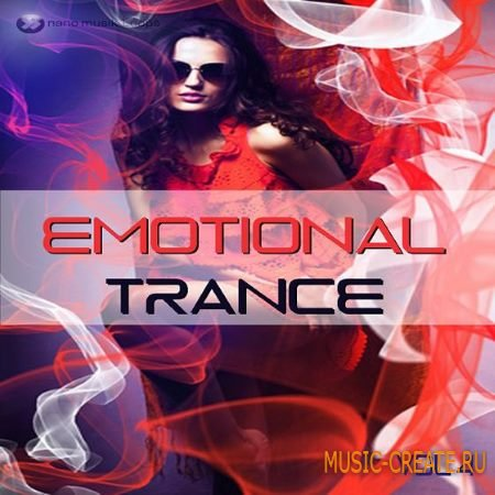 Nano Musik Loops - Emotional Trance Vol.4 (ACiD WAV REX MiDi) - сэмплы Trance