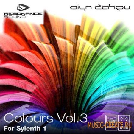 Resonance Sound - Aiyn Zahev Colours Vol.3 For SYLENTH1 (Sylenth presets)