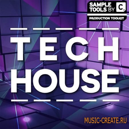 Sample Tools by Cr2 - Tech House (MULTiFORMAT) - сэмплы Tech House